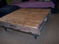 Wood Pallet Projects Cool and Easy to Make Projects for the Home which just. Description from…