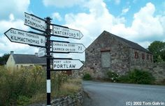 Information about the town of Portlaw, Co Waterford, Ireland. Waterford Ireland, Irish Traditions, Genealogy, Places To Travel, Traditional, Signs, Travel Destinations, Shop Signs, Family Tree Chart