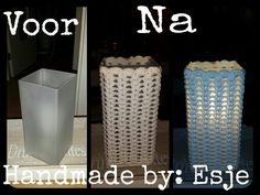 Ikea lamp opgepimpt!