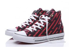 http://www.jordanabc.com/converse-chuck-taylor-all-star-geometry-print-black-red-high.html CONVERSE CHUCK TAYLOR ALL STAR GEOMETRY PRINT BLACK RED HIGH Only $62.00 , Free Shipping!