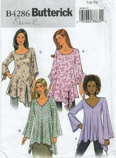Pant 18 Butterick 5469 Misses/'//Miss Petite Dress 20 Tunic 22  Sewing Pattern