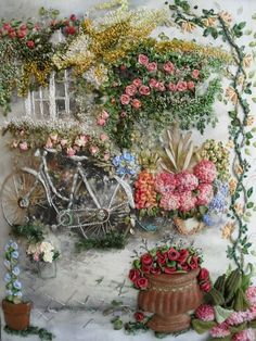 Lovely Spring Needlework picture