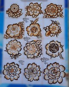 Simple Mehndi Patterns, Simple Mehndi Designs Fingers, Mehndi Designs Front Hand, Mehndi Designs For Beginners, Floral Henna Designs, Henna Tattoo Designs Simple, Latest Bridal Mehndi Designs, Full Hand Mehndi Designs, Mehndi Designs Book