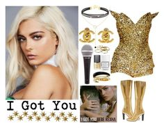 """""""459->""""I Got You"""" by Bebe Rexha"""" by dimibra ❤ liked on Polyvore featuring Zuhair Murad, Chanel, Yves Saint Laurent, Michael Kors, NARS Cosmetics, Nails Inc., Kendra Scott and LumaBase"""