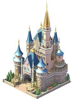 Disney_Cinderella_Castle_base.jpg (450×603)