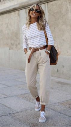 Casual Work Outfits, Mode Outfits, Work Casual, Stylish Outfits, Fashion Outfits, Fashion Hacks, Office Outfits, Fashion Tips, Casual Chic Summer
