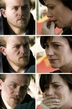 Image uploaded by Laura. Find images and videos about sons of anarchy, Charlie Hunnam and soa on We Heart It - the app to get lost in what you love. Sons Of Anarchy Tara, Sons Of Anarchy Samcro, Maggie Siff, Chad And Abby, Benson And Stabler, Charlie Hunnam Soa, Tv Soap, Jax Teller, Stydia