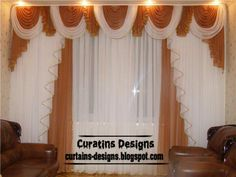 luxury+drapes | luxury drapes curtain design bright style for ...