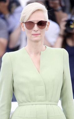 Tilda Swinton - Cannes 2017 - Make up by Karim Rahman