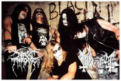 #Darkthrone #Mayhem #blackmetal #blackenedmetal #metalhead #metal #heavymetal #brutal #Norwegian #norway