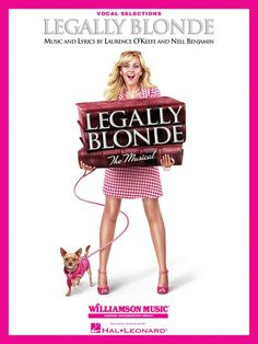 bol.com | Legally Blonde - The Musical (Songbook) (ebook) Adobe ePub, Laurence O'Keefe...