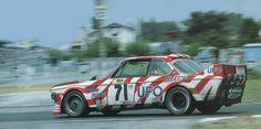 Le Mans 1977. BMW 3,0CSL ( Xhenceval-Dieudonné-Dini)