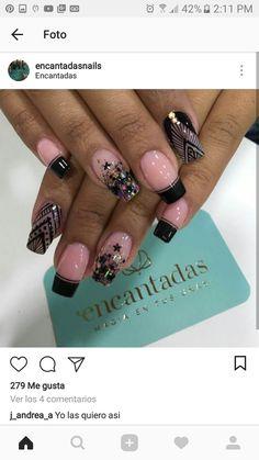 Nails, Nail Art, Mariana, Enamels, Fingernail Designs, Mint Green Nails, Tape Nails, Green Nail, Frost