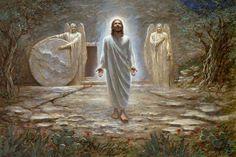 He is Risen! Jon McNaughton
