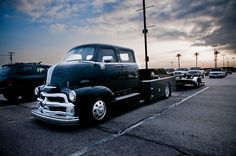 '53 Chevy Cab Over