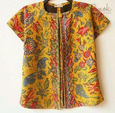 Nice batik shirt