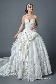 秋醒。雙 - Dresses / Wedding Dresses - TaipeiRoyalWed.tw 台北蘿亞結婚精品