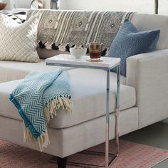 Homesense style ideas - sofa table 👍🏼