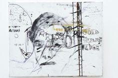 L'homme pressé - Peter Doherty - 76x61