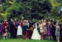 Mountain wedding inspiration, For the Love Photography, via Aphrodite's Wedding Blog