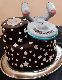 Image result for star trek diaper cake