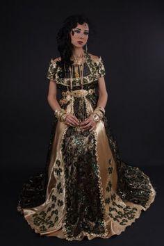 Styliste Malika Negafa Algérienne haute couture