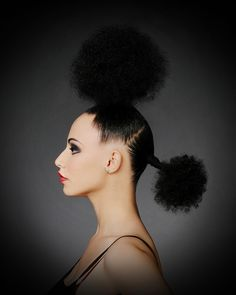 Nicky Oliver long black Hairstyles