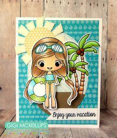 The Cricut Bug: Enjoy Your Vacation