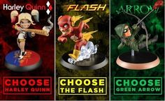 Join Geek Fuel today for your choice of DC Comics QFig in January's geek and gamer box! Which will you choose? Harley Quinn? The Flash? or Green Arrow? http://www.findsubscriptionboxes.com/a-closer-look/geek-fuel-january-2017-box-spoilers/?utm_campaign=coschedule&utm_source=pinterest&utm_medium=Find%20Subscription%20Boxes&utm_content=Geek%20Fuel%20January%202017%20Box%20Spoilers%20%2B%20Coupon