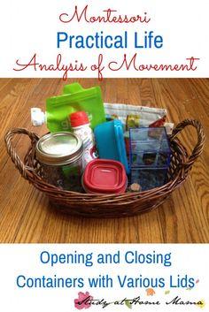 Montessori Practical Life: Analysis of Movement ⋆ Study at Home Mama