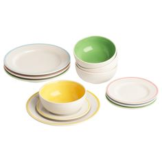 DUKTIG Plate/bowl $9.99 / 12 pack Article Number:401.301.65 Mini dinner plates for play. Made of tough stoneware.