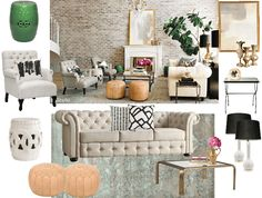 """We've seen many a celebrity house and let's just say that designer and entrepreneur Lauren Conrad's Beverly Hill's house - featured in In Style and on <a href=""""http://www.popsugar.com/home/Lauren-Conrad-Beverly-Hills-Home-Pictures-35797390#photo-357... - See more at: https://www.decorist.com/inspiration/534/get-the-look-lauren-conrads-living-room/"""