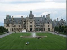 Looking forward to going here to the Biltmore  castle in NC!