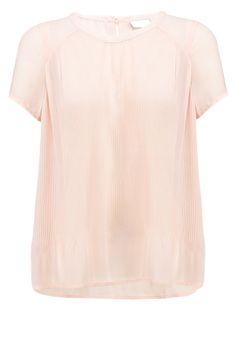 Vila VIABSTRACT - T-shirt basique - rose smoke - ZALANDO.FR