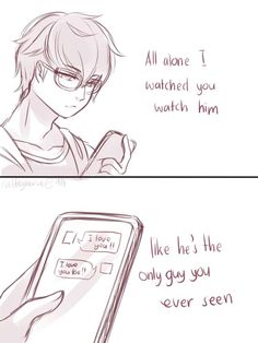 CRYING BC SEVEN ANGST || Mystic Messenger ★