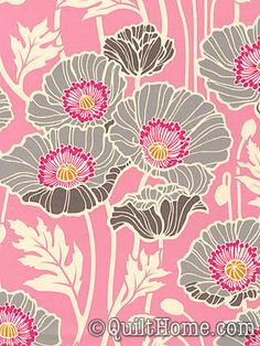 Notting Hill Home Dec SAJD019-Pink Home Dec Fabric by Joel Dewberry