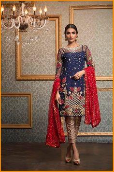 Annus Abrar Bridal Dresses Designs 2016 #AnnusAbrar #Dresses #BridalDresses #DressesDesigns