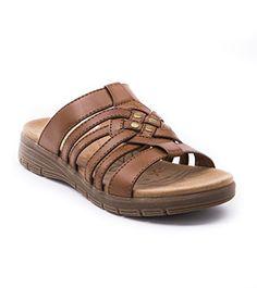 1b4bc87ce8a79 BareTraps Womens Crawley Slide Sandal Brush Brown 6 M US    Be sure to check