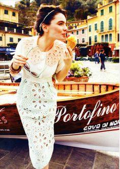 Italian fashion.
