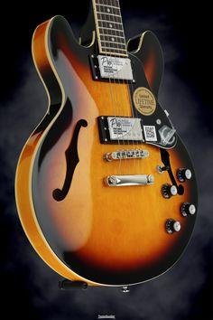 Epiphone ES339 PRO Vintage Sunburst awesome guitars