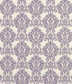 Waverly Luminary Lilac Fabric