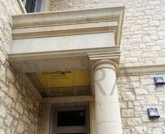 Architectural,landscape,ornamental,Precast,Cast Stone |Petra Design Support Columns, Column Design, Precast Concrete, Cast Stone, Home Photo, Petra, Interior And Exterior, Entrance, Photo Galleries