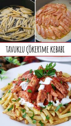 Greek Cooking, Cooking Time, Egyptian Food, Food Art, Chicken Recipes, Food And Drink, Chef Recipes
