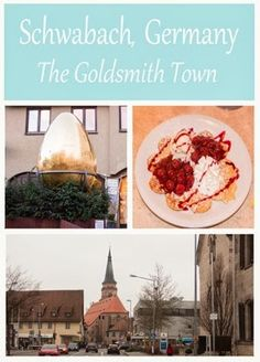 Schwabach, Germany – The Goldsmith Town. 2 hours 47 minutes from Ramstein.