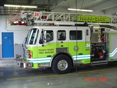 Miami Fire Department | MIAMI-DADE FIRE RESCUE: