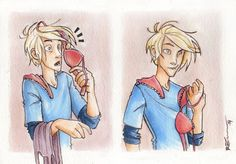 Valentine's Night [Dramione] by CaptBexx.deviantart.com on @deviantART