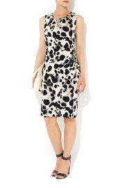 Animal Print Ring Dress #WallisFashion