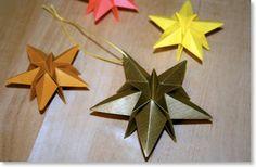 Origami Maniacs: Christmas Saar Star