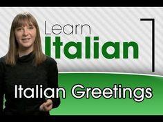 Learn Italian - Learn to introduce yourself in Italian