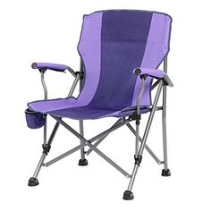 Outdoor Furniture Portable Folding Fishing Chair Camping Chair Seat 600d Oxford Cloth Waterproof Metal Armchair For Outdoor Picnic Beach Chaise Providing Amenities For The People; Making Life Easier For The Population Beach Chairs